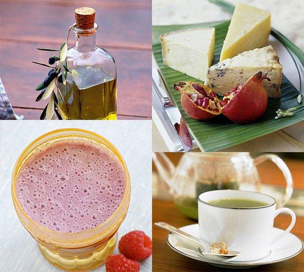 piel saludable Alimentos para una piel saludable