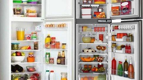 dieta Dietas, el mejor aliado es una heladera bien equipada