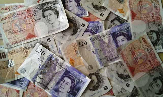 Image result for 5. British Pound Sterling