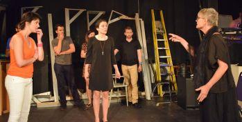 extrait spectacle théâtre en quête d'auteur le workshop