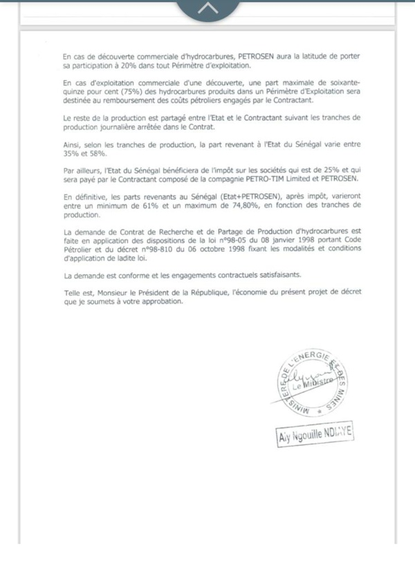 Affaire BBC- Aliou Sall : Me Wade entre en action et publie les contrats (Documents)