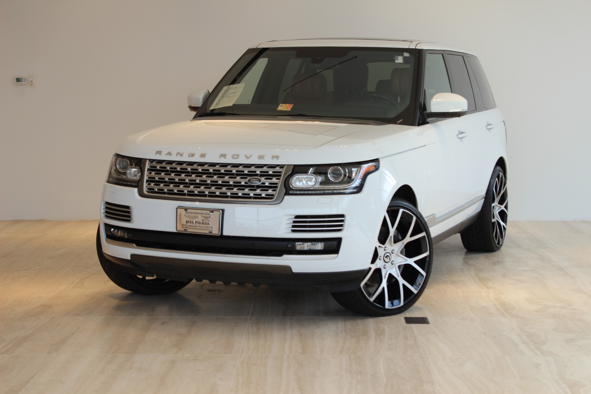 2014 Land Rover Range Rover Autobiography Stock 6NC C for