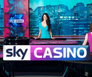 Sky Casino – Get a £20 No Deposit Bonus