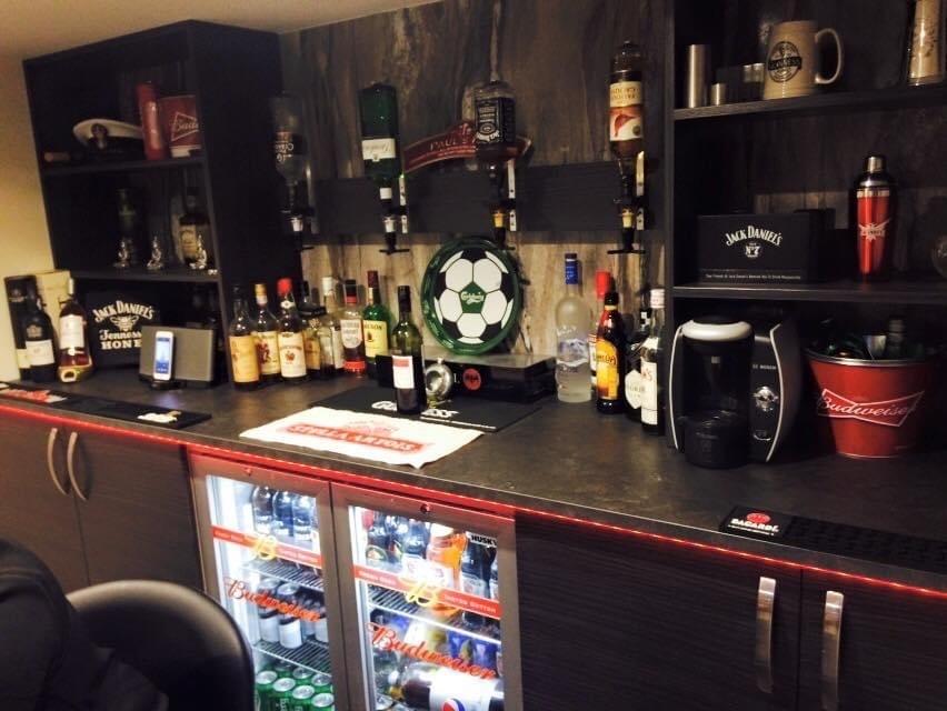 exclusiveexteriors image of bar interior