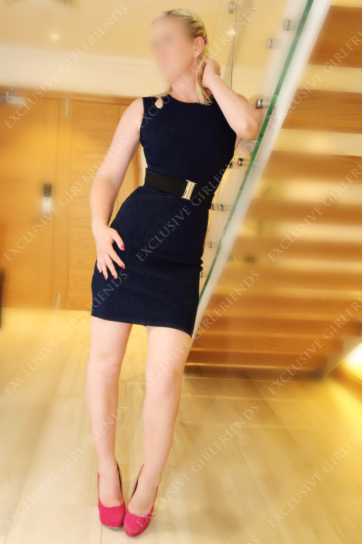 Melissa and tight black dress Looking like a west London escorts