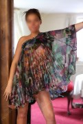 Tiffany Rainbow Poncho by Exclusive Girlfriends