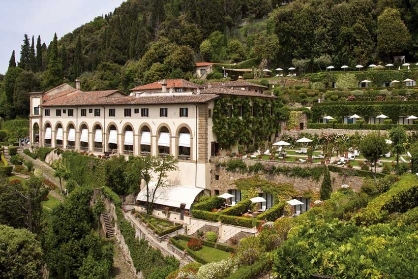 Villa San Michele For Weddings In Florence Exclusive Italy Weddings