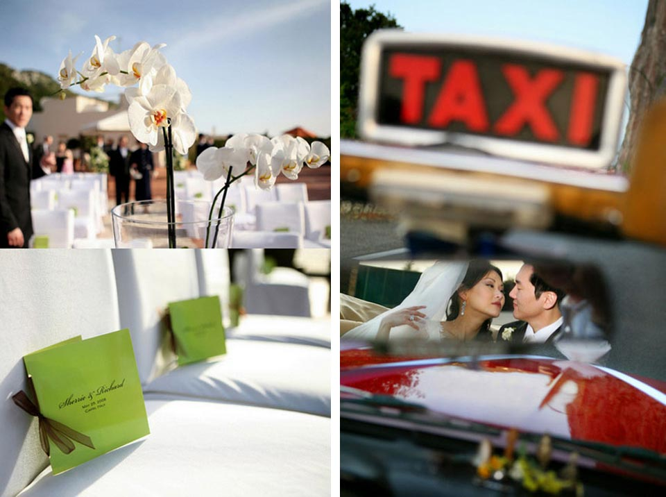 Wedding in Capri Island