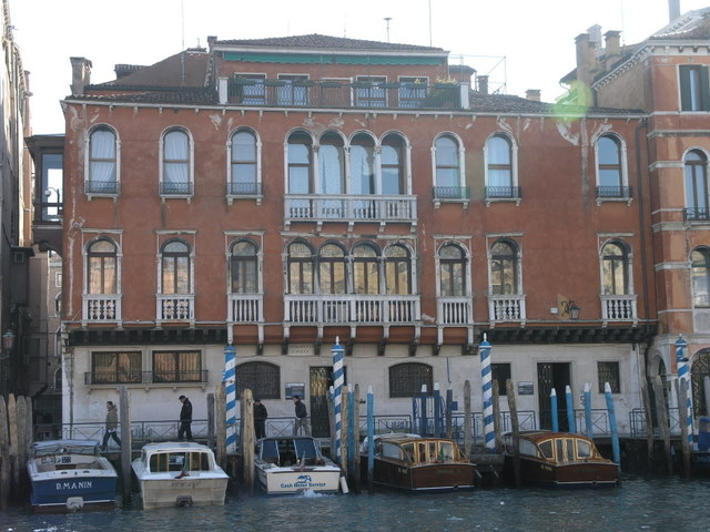 Palazzo Cavalli, town hall for civil weddings in Venice