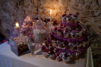 Details of wedding banquet
