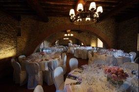 Stylish wedding banquet