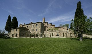 Panoramic image of the Castle