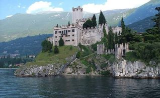 Castle Scaliger, Malcesine - Lake Garda