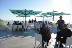 Protestant wedding at the Relais Blu in Sorrento planned by EIW (10)