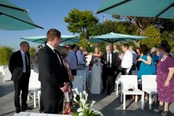 Protestant wedding at the Relais Blu in Sorrento planned by EIW (12)