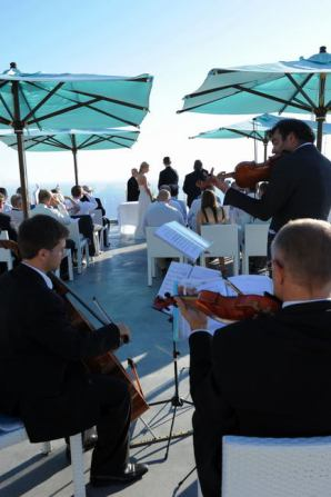 Protestant wedding at the Relais Blu in Sorrento planned by EIW (16)