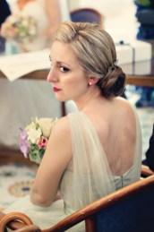 Fifties style wedding on the Amalfi Coast – Bridesmaid