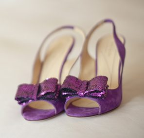 radiant orchid shoes