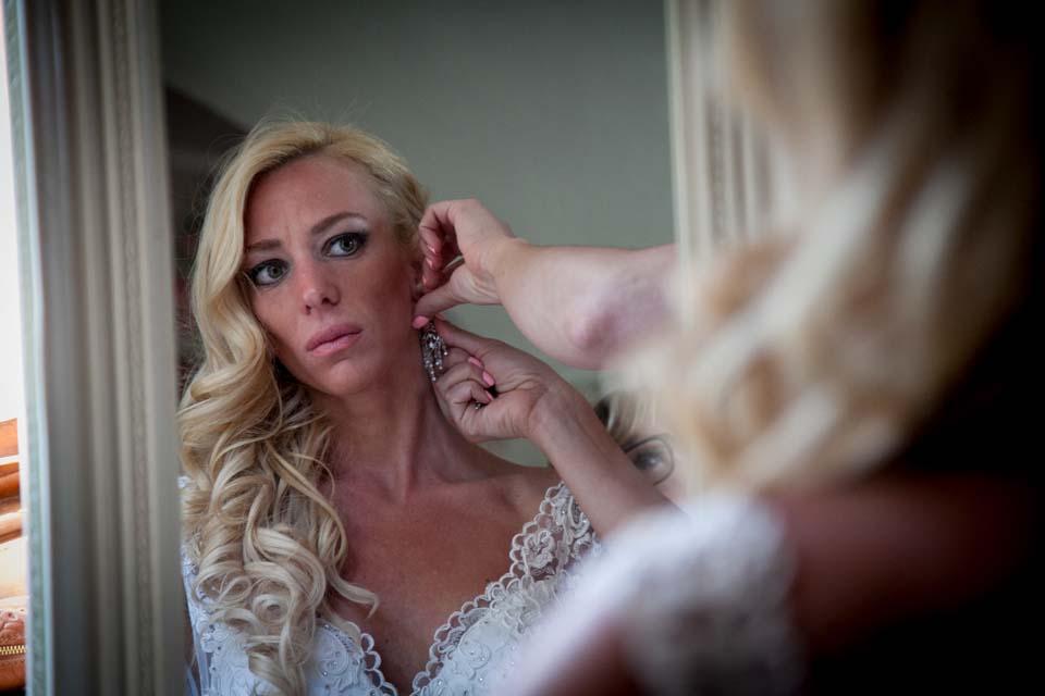 Preparation of the Bride at Villa di Ulignano