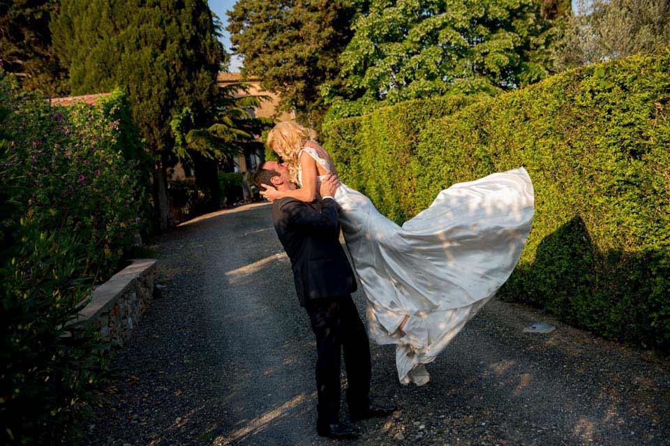 Tuscany Wedding at Villa di Ulignano