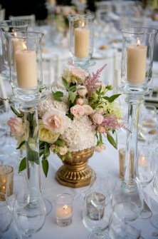 Delicate flowers for wedding in Florence