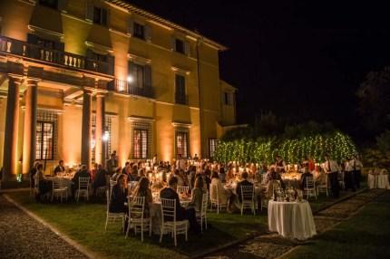 Villa di Maiano for wedding receptions near Florence
