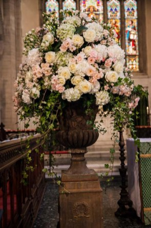 Flowers for wedding ceremony in Florence