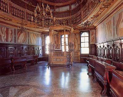 Scola Grande Tedesca Venice Synagogue