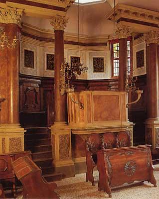 Scola Italiana Venice Synagogue