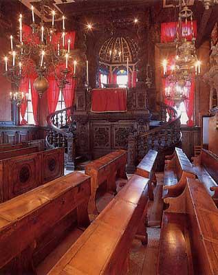 Scola Levantina Venice Synagogue