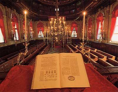 Scola Spagnola Venice Synagogue