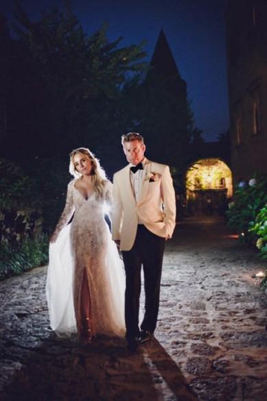 Elegant wedding in Ravello