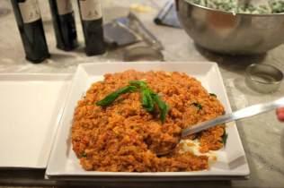 Pappa col pomodoro, traditional Tuscan dish