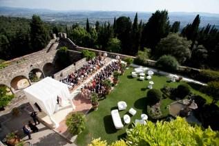Vincigliata Castle Wedding
