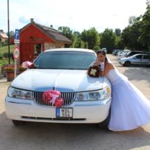 Limuzin esküvőre