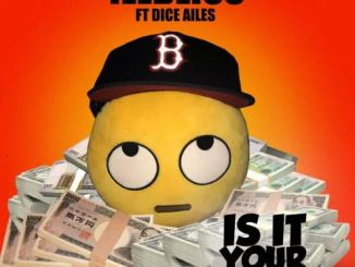 illbliss ft. dice ailes Is It your money? mp3 download