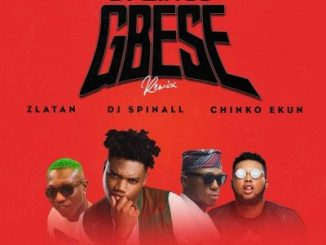 Brainee ft Zlatan Ibile, Chinko Ekun & DJ Spinall – Gbese (Remix) mp3