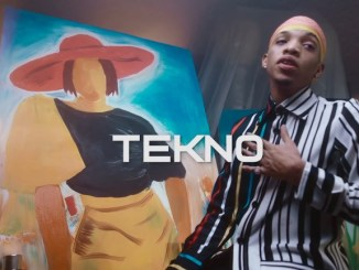 Tekno woman music video