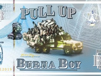 burna Boy Pull Up mp3 download