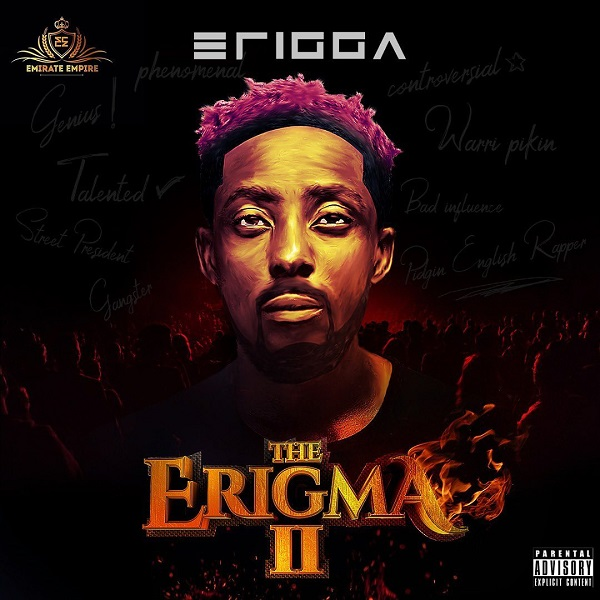 Erigga The erigma 2 album download