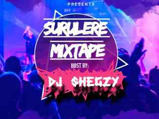 DJ SHEGZY - SURULERE MIXTAPE mp3 download