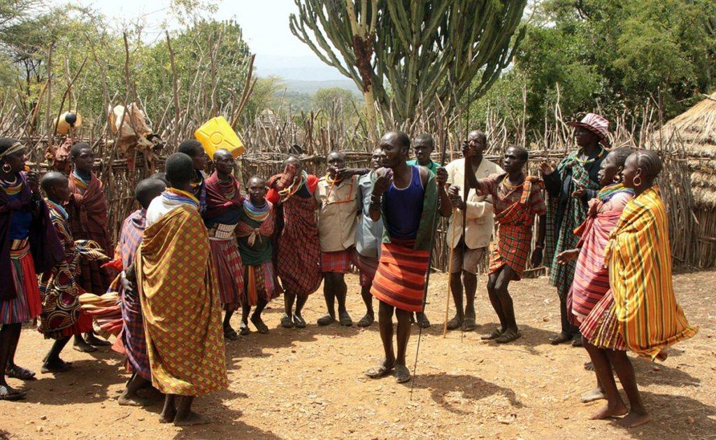 Nilotics Uganda Cultures
