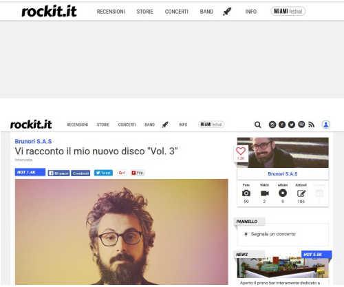 httpwww.rockit.itintervistabrunori-sas-nuovo-album-disco-cammino-santiago-taxi-canzoni_1