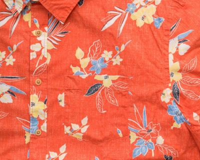 CHEMISETTE – OLD NAVY – HAWAI CORAIL – Size L+