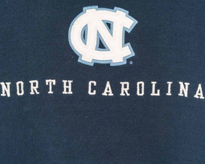 PULLOVER – THE COTTON EXCHANGE – HOODIE NORTH CAROLINA – Size L