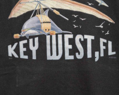 T-SHIRT – HANES – KEY WEST FL – Size M
