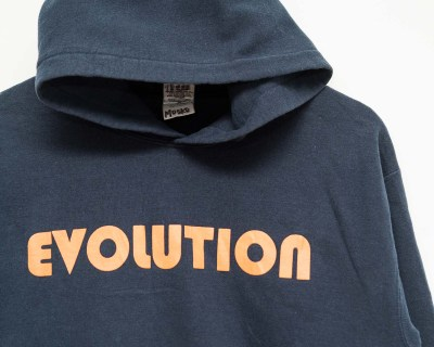 PULLOVER – GILDAN – EVOLUTION HOODIE – Size M