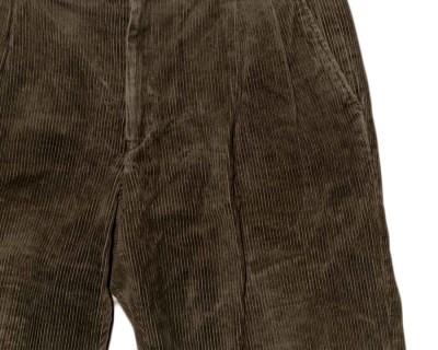 PANTS – GEORGE MILLER – CORDUROY FARMER PANTS – Size M