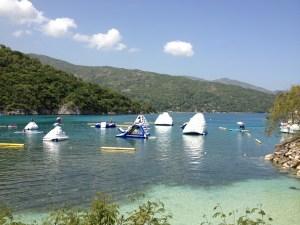 Aqua Park Labadee Haiti