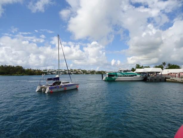 Hamilton Bermuda Harbor